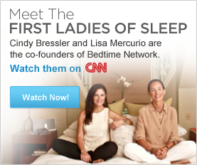 Watch the First Ladies of Sleep on CNN