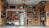 Organize the Garage for Dad on Father's Day