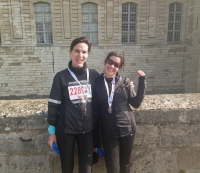 How to run in Paris (even on very little sleep)