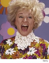 Goodnight Phyllis Diller